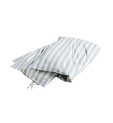 HAY - Été Duvet Cover 140 x 200 cm - Light Blue (507453)