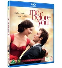 Me Before You/Mig Før Dig (Blu-Ray)