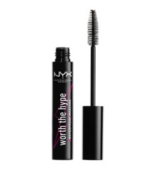 NYX Professional Makeup - Worth the Hype Mascara - Black Waterproof