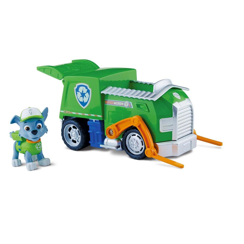 Paw Patrol - Transforming Recycle Truck - Rocky (20101573)