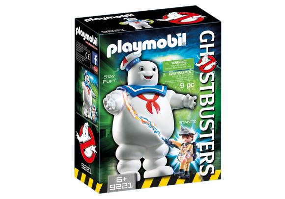 Playmobil - Ghostbusters - Stay Puft Marshmallow (9221)