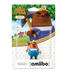 Nintendo Amiibo Figurine Mr. Resetti