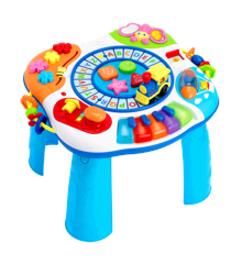 Winfun - Letter Train & Piano Activity Table (000801)