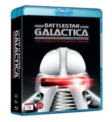 Battlestar Galactica - The Complete Original Series (9 disc)(Blu-Ray)