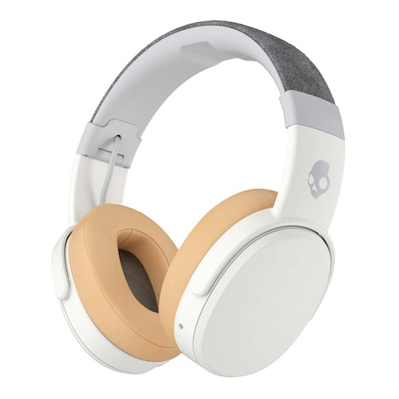 Skullcandy - Crusher Wireless Over-Ear Headphone White