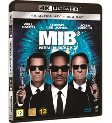 Men in Black 3 (4K Blu-Ray)