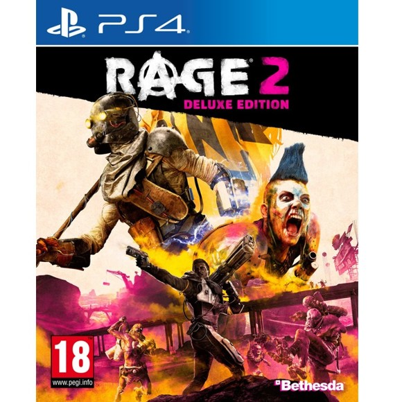 Rage 2 (Wingstick Deluxe Edition)