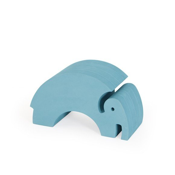 bObles - Medium Elephant - Blue marple