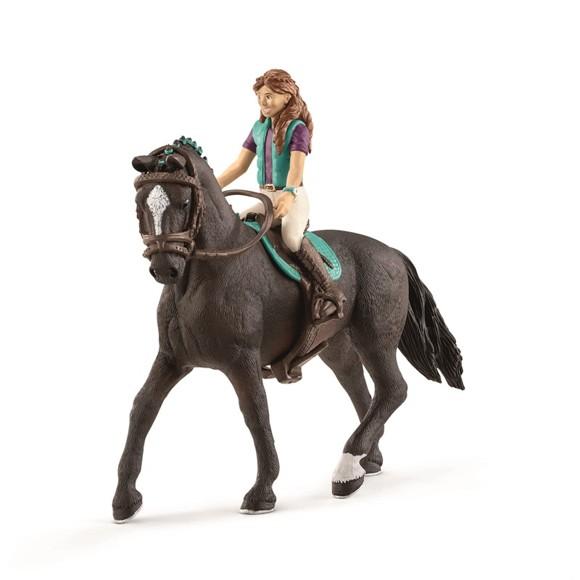 Schleich - Horse Club - Lisa og Storm (42516)