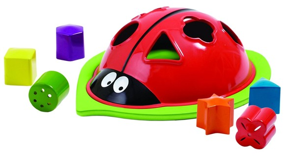 Edushape - Ladybird Sorter Bath Toy (E525005)