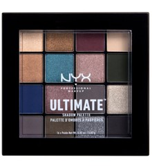 NYX Professional Makeup - Ultimate Shadow Palette - Ash