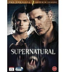 Supernatural: Sæson 7 - DVD