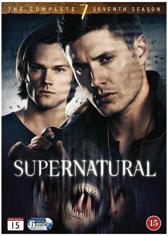 Supernatural: Season 7 - DVD