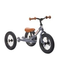 Trybike - 3 hjulet Løbecykel, Vintage grå