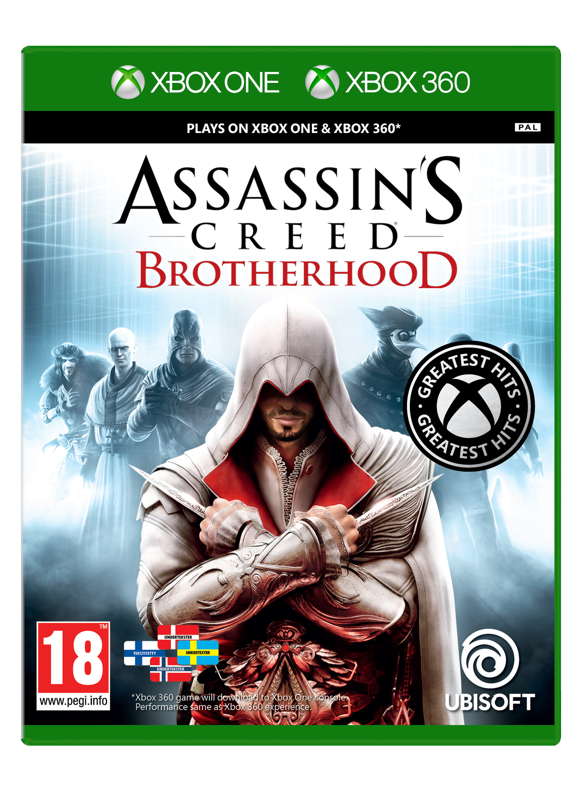 Buy Assassin S Creed Brotherhood Greatest Hits
