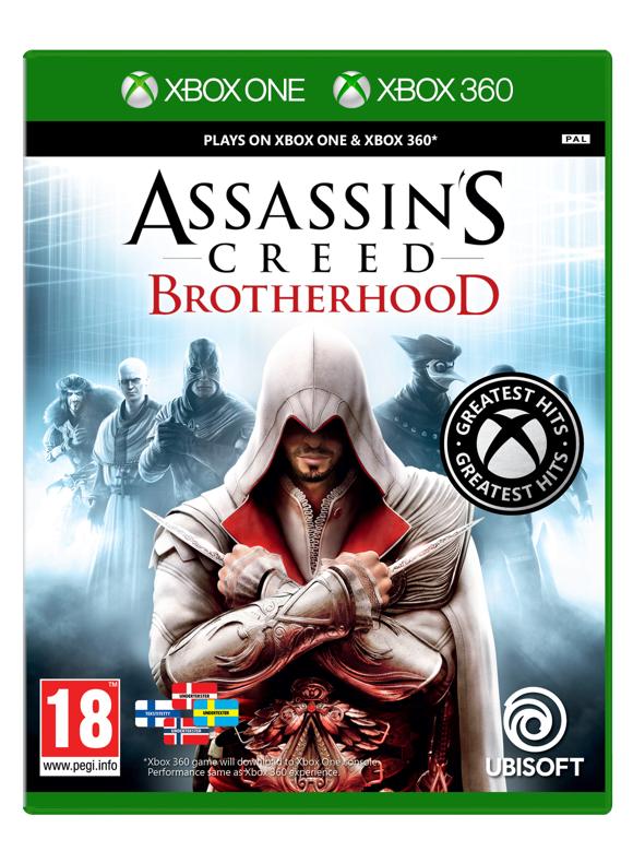 Buy Assassin S Creed Brotherhood Greatest Hits