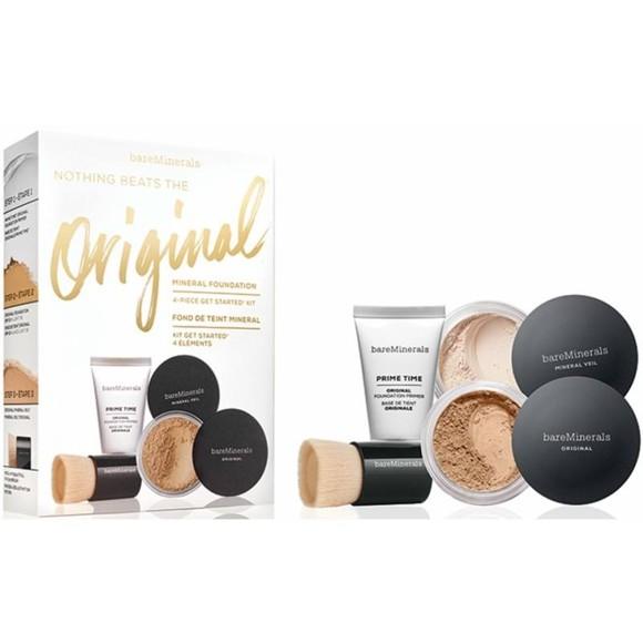 bareMinerals - Original Foundation Get Started Kit - Golden Beige