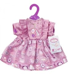 Baby Annabell - Purple Day Dress (700839)