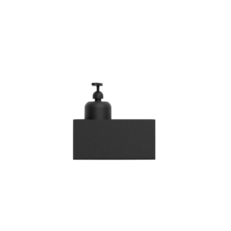 Nichba-Design - Douchemand 20 - Zwart