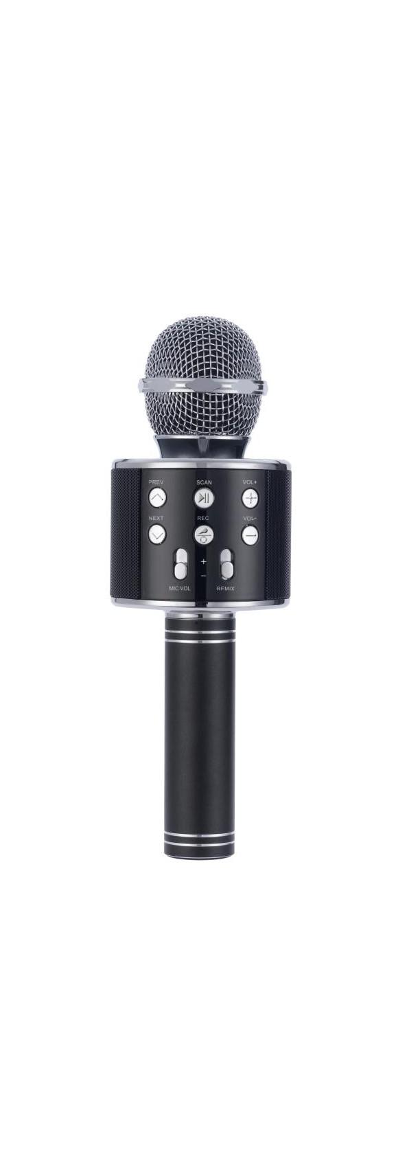 The Original VOICE Microphone - Black