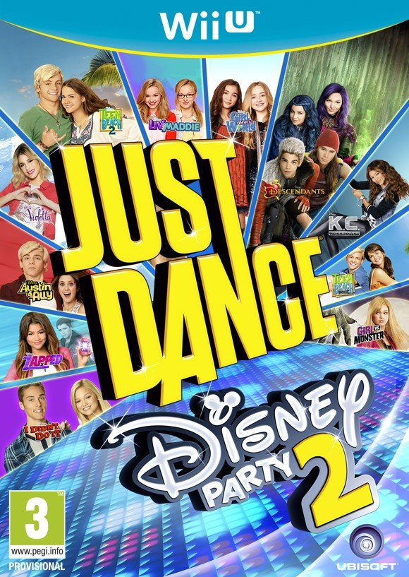 Just Dance - Disney Party 2