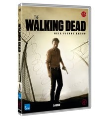 The Walking Dead - Season 4 - DVD