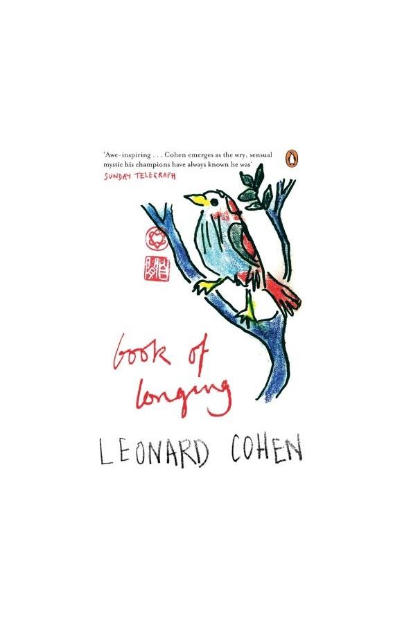 Leonard Cohen - Book Of Longing - Book
