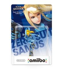 Nintendo Amiibo Figurine Zero Suit Samus