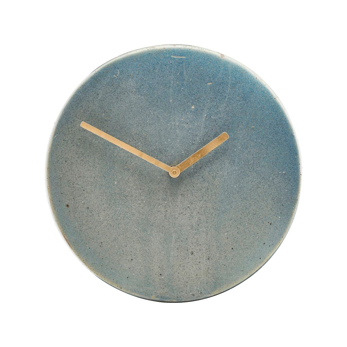 House Doctor - Metro Wall Watch - Grey/Blue (MT0501)