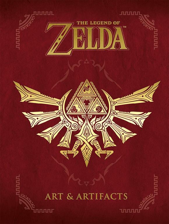 Legend of Zelda: Art & Artifacts - Hardcover