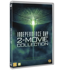 Independence day 1-2 Boxset - DVD