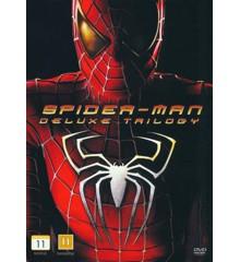 Spider-Man Deluxe Trilogy - DVD