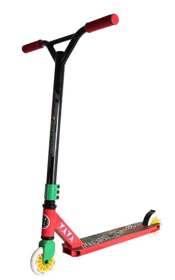 Maui - Twister Trick Løbehjul Gen2 - Reggie/Sort
