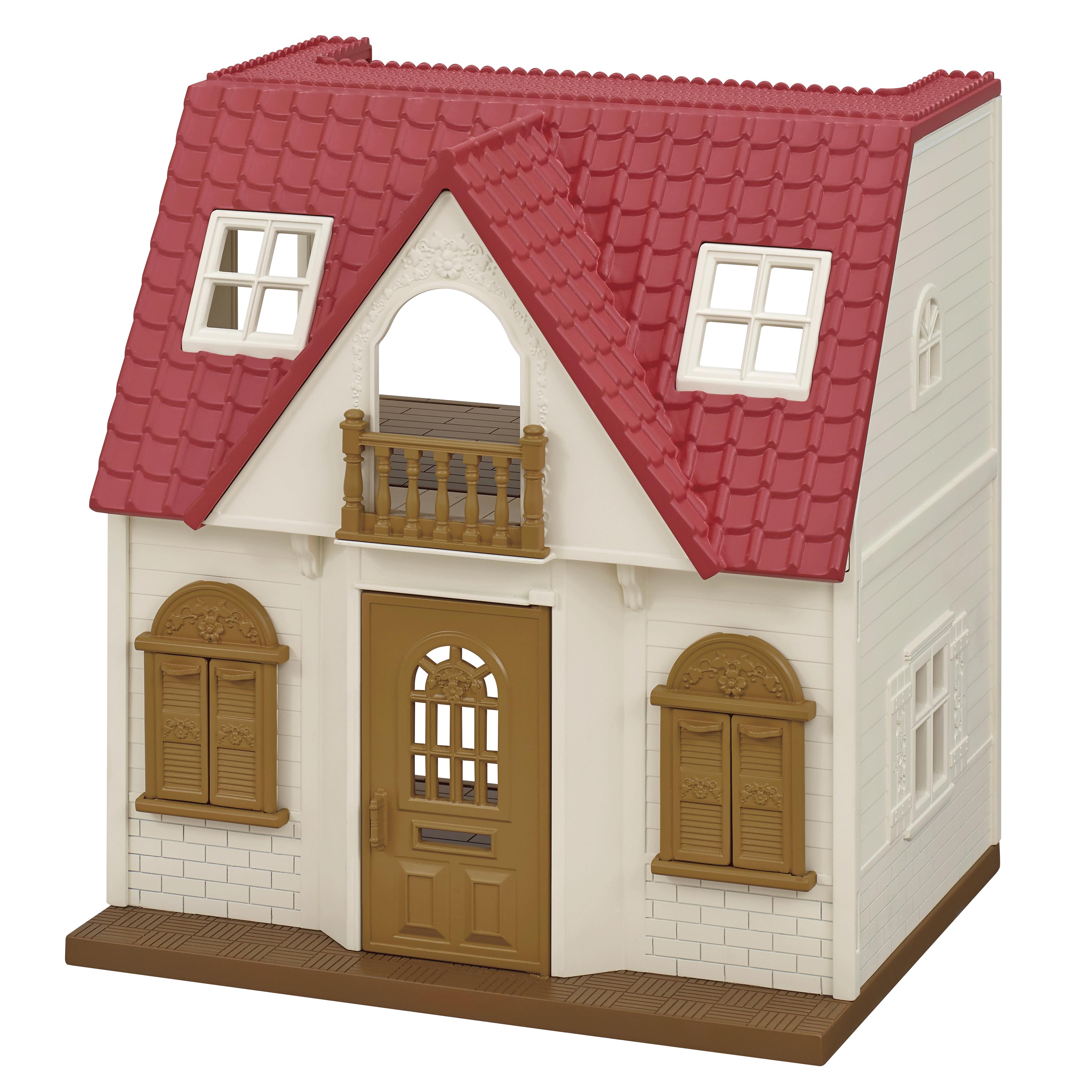 Sylvanian Families - Starter Haus (5303)
