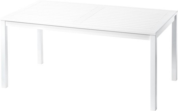 Cinas - Rosenborg Garden Table - White (2502010)