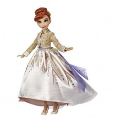 Disney Frozen 2 - Deluxe Fashion Dukke - Anna