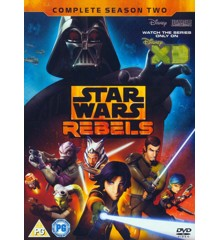 Star Wars rebels - season 2 - DVD