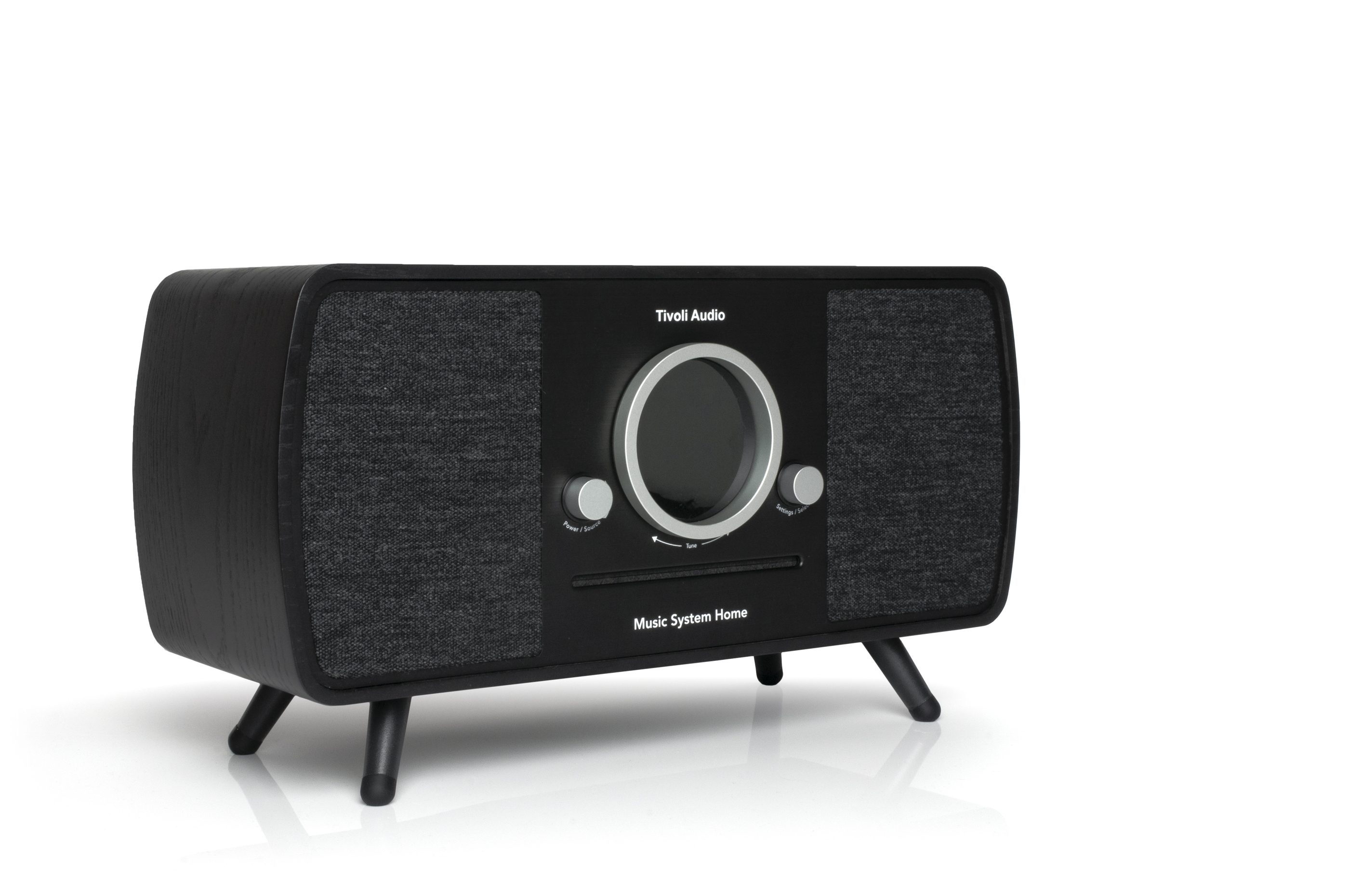 Tivoli Audio - Music System Home Black