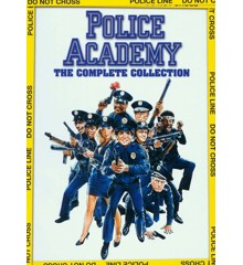 Police Academy: The Complete Collection - DVD