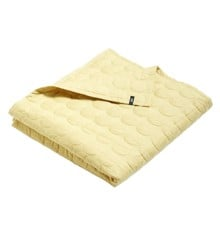 HAY - Mega Dot Quilt 235 x 245 cm - Soft Yellow (505270)
