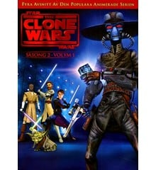 Star Wars / The clone wars / Sæson 2:1 - DVD