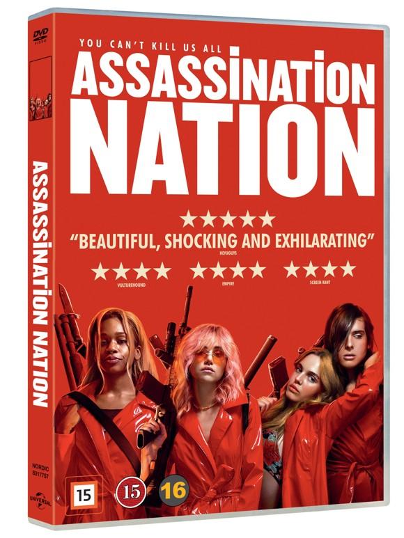Assassination Nation - DVD