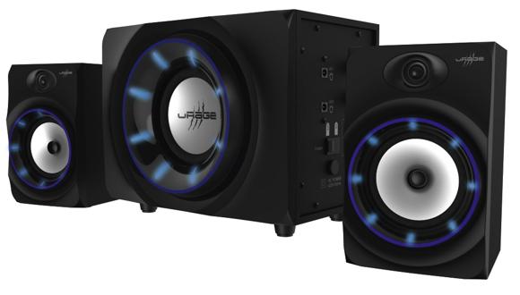 zz Hama - uRage SoundZ 2.1 Essential Gaming Sound System