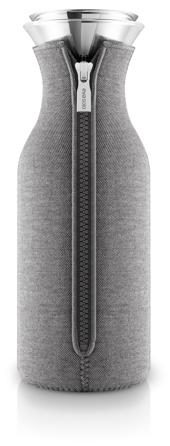 Eva Solo - Fridge Carafe  - Woven Dark Grey (567973)