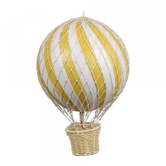 Filibabba - Luftballon 20 cm - Gul