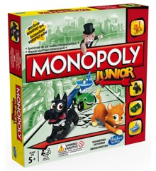 Hasbro Gaming - Monopoly Junior Refresh DK/NO (A6984)