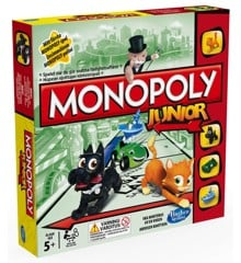 Hasbro Gaming - Monopoly Junior Refresh DK/NO