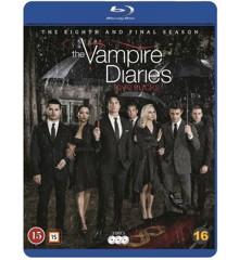 Vampire Diaries, The: Season 8 (Blu-Ray)