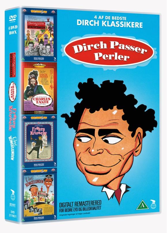 Dirch Passer Perler - DVD