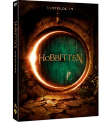 DVD - Hobbit: The Motion Picture Trilogy (3 disc) (Nordic)
